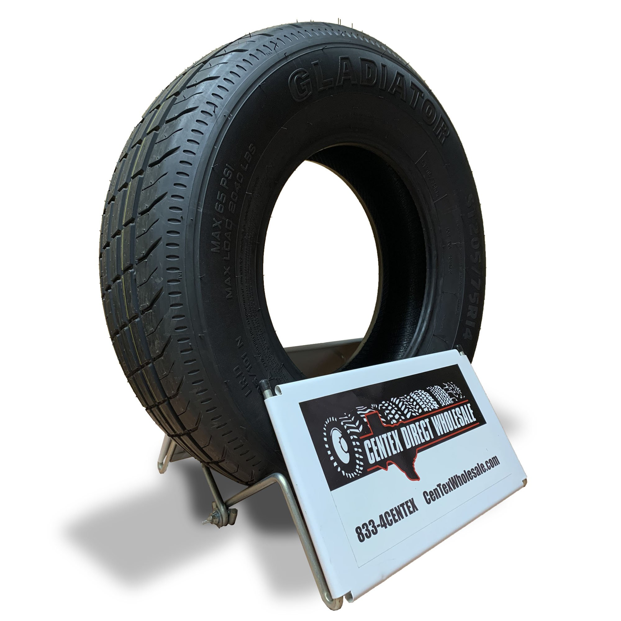 Trailer Tires at Centex Direct Wholesale