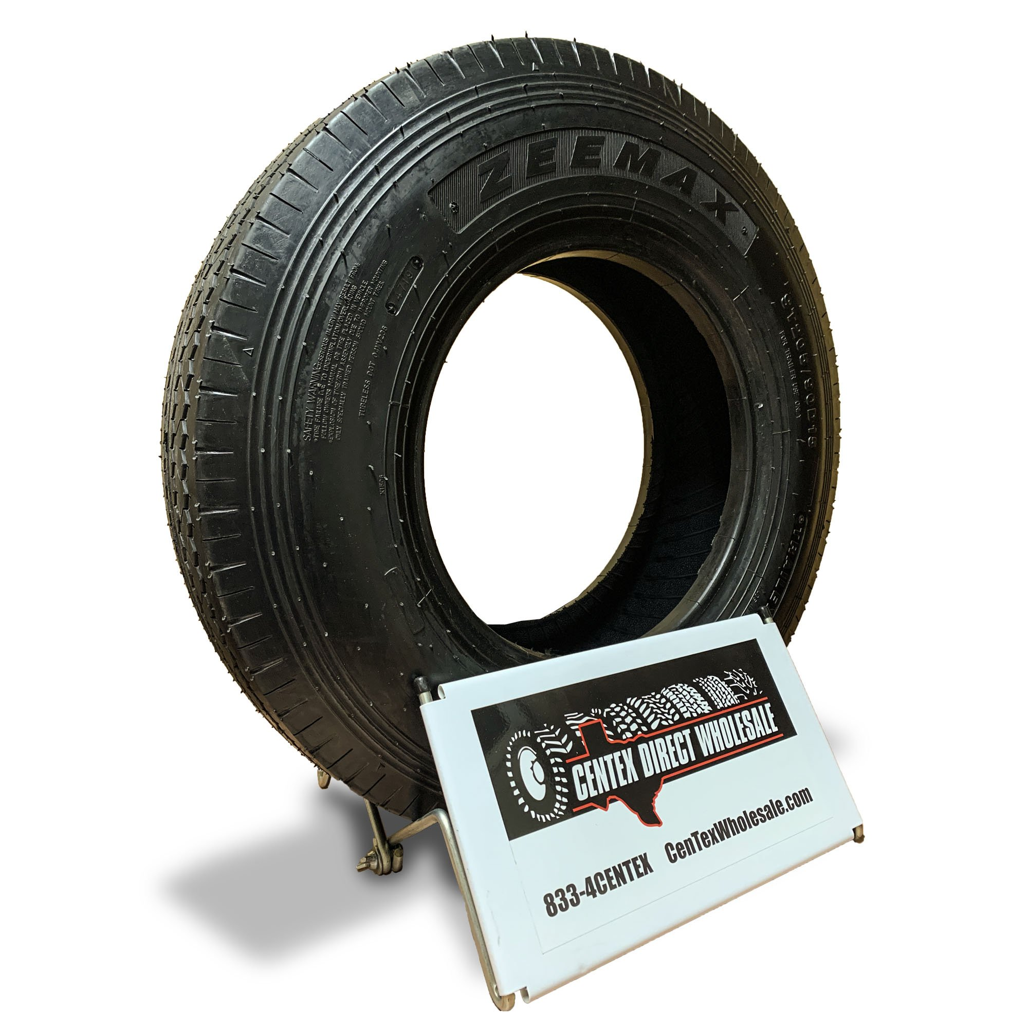 Zeemax Trailer Tires